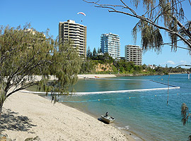 La Balsa Cove on the Sunshine Coast